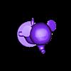 ellie_full.stl Download free STL file Tia and Ellie - Animal Crossing • 3D printable model, skelei