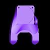 fan.stl Télécharger fichier STL gratuit Ventilateur plat 40mm pour Mendel90 • Design imprimable en 3D, franciscoczapski