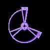 duct_065_low_profile_lr.stl Télécharger fichier STL gratuit Micro quadrocoptère - Semi-conduits interchangeables - Châssis en Beecheese V11 • Modèle pour imprimante 3D, noctaro