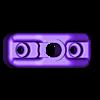 T-slot_mount-v2.stl Télécharger fichier STL gratuit Porte-bobine à rembobinage automatique - support pour fente en T • Objet pour impression 3D, Exerqtor
