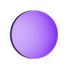 1UP_modular_dot_5.stl Télécharger fichier STL gratuit Cintre Super Mario Mushroom 1UP (Extrusion simple double et modulaire) • Objet imprimable en 3D, Runstone