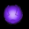 superball.stl Télécharger fichier STL gratuit Pokémon se tient • Objet pour impression 3D, albertnotariotrujillo