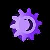 t2.STL Download free STL file Epicyclic Bevel Gear Toy • 3D printer design, montuparmar1