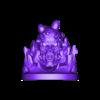 demilich-supportless.stl Télécharger fichier OBJ gratuit Demilich • Objet à imprimer en 3D, CarlCreates