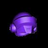 visorMask.Angled.stl Télécharger fichier STL gratuit Le casque Daft Punk de Thomas Bangalter • Design pour imprimante 3D, AlbertKhan3D