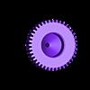Center Idle Gear M1_11 - 48p_40.STL Télécharger fichier STL gratuit Camion 4WD 1:16 RC (échantillon) • Design imprimable en 3D, OM3