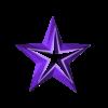 half big star.stl Download STL file christmas pack • 3D printer model, sebastiandavidsalas