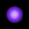Planet_1.stl Télécharger fichier STL gratuit Démonstration de transit d'Exoplanet • Design à imprimer en 3D, poblocki1982