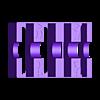 100_insert_01_cards_v1.stl Download free STL file Nidavellir storage • 3D printable model, lenaicdupin
