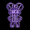 lol abeja.stl Télécharger fichier STL gratuit Coupe-biscuits abeille surprise de LoL • Plan imprimable en 3D, NicoDLC