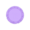 Pi-Vase_v2.stl Download free STL file Pi - Penholder • 3D printable model, Numbmond