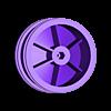 wheel2.STL Download free STL file RC car Cybertruck • 3D printing object, TB3D