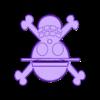 Base.stl Download OBJ file One Piece Cellphone Stand • 3D print model, kaleidoscopioverobravo