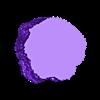 Oak Texture for Vase Mode 3D Printing by Max Funkner.stl Télécharger fichier STL gratuit Texture de chêne scannée en 3D - pour l'impression 3D en mode vase • Modèle pour impression 3D, MaxFunkner