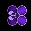 StackablePlanterWithSaucer110mm.Planter.Body1.high.stl Télécharger fichier STL gratuit Jardinière empilable (110mm) • Plan à imprimer en 3D, Wilko