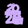 qsj2020.stl Download free STL file Fuck 2020 • 3D printer model, Anonymous3Dnumerati