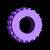 MercuryIdlerOut19T.stl Télécharger fichier SCAD gratuit Planétarium mécanique • Plan pour impression 3D, Zippityboomba