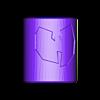 ShotGlass_WuTang.STL Download free STL file (REQ) Shot glass with Wu - tang logo • 3D printer model, _Jonatan