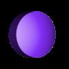 1UP_modular_dot_2.stl Télécharger fichier STL gratuit Cintre Super Mario Mushroom 1UP (Extrusion simple double et modulaire) • Objet imprimable en 3D, Runstone