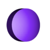 1UP_modular_dot_2.stl Download free STL file Super Mario Mushroom 1UP Hanger (Dual & Modular Single Extrusion) • 3D printable design, Runstone