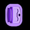dsc-1slot.stl Télécharger fichier STL gratuit Berceau à double choc 4 • Design imprimable en 3D, kimjh