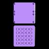 Doubler-Lego.stl Download free STL file STEMMA Lego Base Plate • 3D printable model, Adafruit