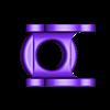 HandleDuo.stl Télécharger fichier STL Duo de rouleaux de massage • Modèle pour impression 3D, a69291954