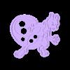 Mewtwo.stl Télécharger fichier STL gratuit Coupe-biscuits Pokémon • Objet à imprimer en 3D, nxzho