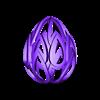 Easter_Egg_4-2020.stl Télécharger fichier STL gratuit Collection d'œufs de Pâques en résine 2 • Plan à imprimer en 3D, ChrisBobo