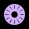 PTW-00-1-PT-0261_Reel_Flat_Network_Cable_Side.STL Télécharger fichier STL gratuit Bobine pour le câble de réseau plat • Design à imprimer en 3D, guido66611x