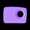 radio_slim.stl Télécharger fichier STL gratuit Porte-point-écho de la radio Amazon vintage de Bush • Plan pour impression 3D, coastermad