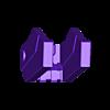 27_Drag_Body16_Spike3_GREY.stl Download STL file ARTICULATED DRAGONLORD (not Dragonzord) - NO SUPPORT • 3D printer model, Toymakr3D