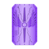 generic_shield_merged.stl Download STL file Ultra Chapter Bladeguard/Terminator upgrade set • 3D printer design, vb2341