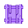 izbushka_bottom.stl Télécharger fichier STL Maison Baba Yaga • Objet à imprimer en 3D, EliGreen