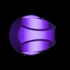 YELLOW_-_lantern_ring.STL Download free STL file Lantern corps rings • 3D printer design, Clenarone