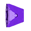 sidewinder2.stl Download free STL file Sidewinder ship (Elite Dangerous) • 3D printer design, Cornbald