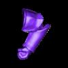left_arm_v1.stl Télécharger fichier STL gratuit Infatrie des elfes / Miniatures des lanciers • Plan imprimable en 3D, Ilhadiel