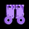 Arm_Right_04_Black.stl Download STL file Heavy Gun Walker • 3D print design, Jwoong