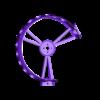 duct_057_LF.stl Télécharger fichier STL gratuit Micro quadrocoptère - Semi-conduits interchangeables - Châssis en Beecheese V11 • Modèle pour imprimante 3D, noctaro