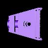 SIO_Connector_for_PLA_-_Top.stl Download free STL file SIO Plug for 400/800/XL/XE Atari 8-Bit Computers, PLA Sized • 3D printer template, MrRobot6502