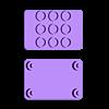 STEMMA-Lego-1.3-.stl Download free STL file STEMMA Lego Base Plate • 3D printable model, Adafruit