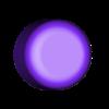 1UP_modular_head.stl Télécharger fichier STL gratuit Cintre Super Mario Mushroom 1UP (Extrusion simple double et modulaire) • Objet imprimable en 3D, Runstone