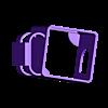 sessoin_5_cinelad.stl Download free STL file GoPro session RS GO mount Lite • 3D print object, Gophy