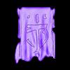 FLAG.stl Télécharger fichier STL TUEUR À GAGES • Objet à imprimer en 3D, freeclimbingbo