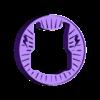 BTS_outer_circle.stl Télécharger fichier STL gratuit Support pour casque d'écoute BTS • Design pour imprimante 3D, CheesmondN