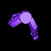 Tau Fire Warior Legs B.stl Download STL file 2Pi Male legs and Torso bits • 3D printer model, Leesedrenfort