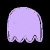 pacman ghost 2.stl Download STL file Pacman Cookie Cutter and Sealer • Model to 3D print, carloseduardoalfonsogarcia