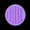 krazkiS2_prazki.stl Download free STL file Tactile discs game (series 2) • Model to 3D print, Ogrod3d