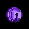 grenade_spoke_bead.stl Download free SCAD file Grenade Spoke Bead • 3D printer object, motherfucker