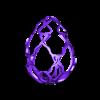 Easter_Egg_11-2020.stl Télécharger fichier STL gratuit Collection d'œufs de Pâques en résine 2 • Plan à imprimer en 3D, ChrisBobo